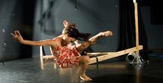 Kristina Chan in Tanya Liedtke's Construct, Photography Chris Herzfeld.