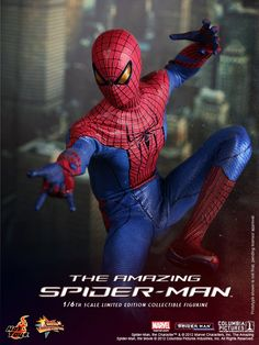 Hot Toys 'The Amazing Spider-Man' 1/6 Scale Figure