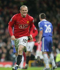 Wayne Rooney, Manchester United Player of the Year 2009/10. https://manunitedsport.blogspot.com