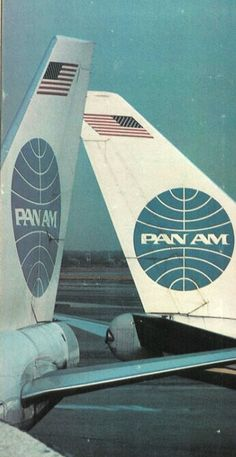 PAN AM B747 Tails https://www.youtube.com/watch?v=dcjckcWnSEI