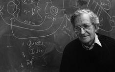 Noam Chomsky   Professor of Linguistics, Philosopher and Activist