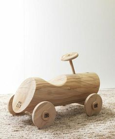 jouet bois véhicule Plus