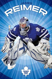 The Sports Poster Warehouse - Worldwide Delivery, Greatest Selection James Reimer, Hockey Posters, Goalie Mask, Action Photography, Posing Guide, Wood Canvas, Field Hockey, Toronto Maple Leafs, Nhl
