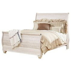 Tamburg 3 Piece King Sleigh Bed Ashley Ut Upstairs