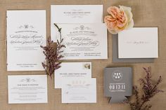 Gatsby Event Branding | Brides of North Texas