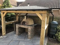 July Oven of the Month - Dan Oldridge - The Stone Bake Oven Company Outdoor Shelters, Pizza, Outdoor Cooking, Dan, Baking, Stone, Outdoor Decor, Lean To, Bread Making