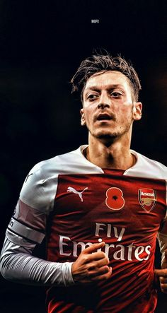 Best Football Players, Arsenal Football, Arsenal Fc, Soccer Players, Ozil Mesut, Mesut Ozil Arsenal, Football Images, Football Design, Football Fever
