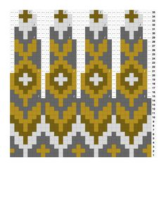 New Knitting Charts Patterns Spanish Ideas Ravelry: RiddariThe Rainy Day Umbrella Scarf has a fun, graphic pattern to chase aw Fair Isle Knitting Patterns, Fair Isle Pattern, Knitting Charts, Knitting Stitches, Knit Patterns, Free Knitting, Baby Knitting, Stitch Patterns, Knitting Machine