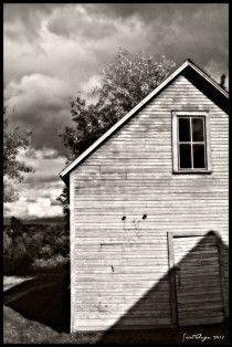 Barn with Window