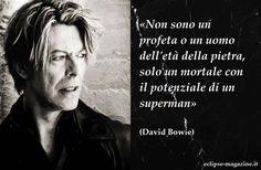 David Bowie - Aforisma del 20 Giugno