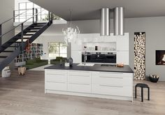 Gloss White - Kjøkken fra Epoq - Kjøp hos Elkjøp og Lefdal!
