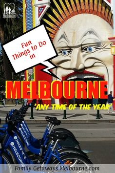Melbourne Australia is the best place to enjoy a memorable family getaway: top free things to do, great Melbourne attractions, amazing daytrips and exciting vacation destinations. Visit Australia, Queensland Australia, Melbourne Australia, Australia Travel, Free Things To Do, Fun Things, How To Memorize Things, Melbourne Attractions, Places To Travel