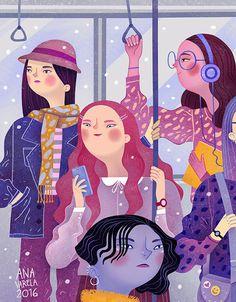 Ana Varela Ilustraci