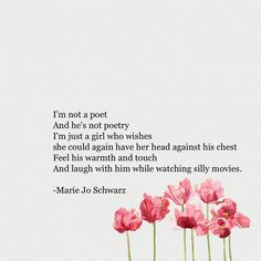 "588 gilla-markeringar, 30 kommentarer - Marie Jo Schwarz (@mariejowriting) på Instagram: ""He's not poetry© Posted 4/21/17 Tag 