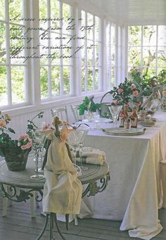 "Rag Doll - Comfort Swedish. Interiors in the style of ""Tilda""))"