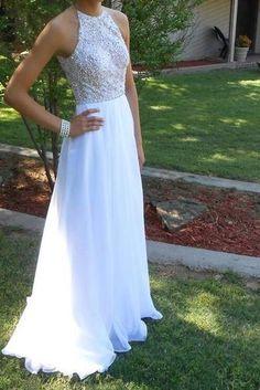 Off The Shoulder Long Sleeve Prom Dress 74b13f15d575