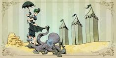 Otto By the Sea  various sizes by BrianKesinger on Etsy