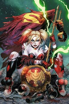 Justice League vs The Suicide Squad #1 by Tyler Kirkham