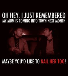 How I Met Your Mother Photo: MAYBE YOU'D LIKE TO NAIL HER TOO!!!
