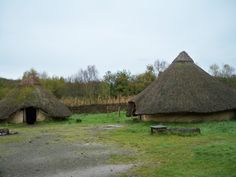 This is a replica of how our Irish ancestors lived. Irish Heritage Museum,Enniscorthy, Co Wexford, Ireland