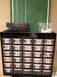 Fairy Dust Teaching Kindergarten Blog: Reggio Emilia: The Alphabet