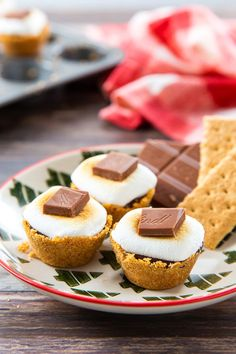 Mini S'mores Cups
