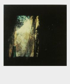Tarkovsky Polaroid Photographs