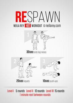 Respawn Workout