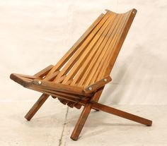Image result for timber slat chair