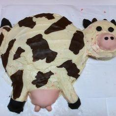 Easy Cow Cake