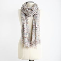 Celeste Print Shawl | Women's Hats and Scarves Accessories | Roots  #RootsBacktoSchool Curly Girl, Hats For Women, Shawl, Girl Fashion, Scarves, My Style, Girl Style, Glamour
