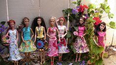 Cute Barbie clothes.