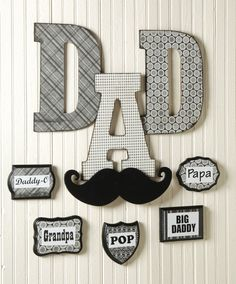 Smart Retailer Magazine - Display Gallery - Play the Name Game for Father's Day