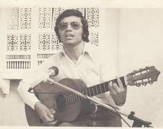 Cantautor Wilfredo Mendoza Castillo.