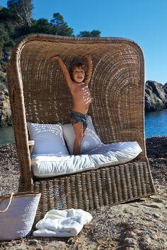 Rivièra Maison Summer - Biarritz Beach Chair