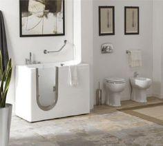 Türen In Der Badewanne Erleichtern Den Einstieg. So Spart Ihr Euch Die  Mühsame Kletterei In