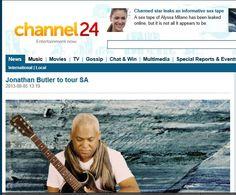 #channel24 -24 August 2013 24. August, Alyssa Milano, New Music, Butler, Gossip, Movie Tv, Tours, Entertaining