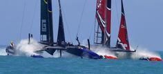 Americas Cup 2017 Bermuda Scott Stallard