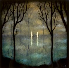 Andy Kehoe: Surreal Fantasy Pop Art I love the mystical and adventurous spirit of his works