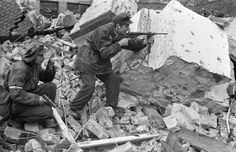 Warsaw Uprising Photos (77)