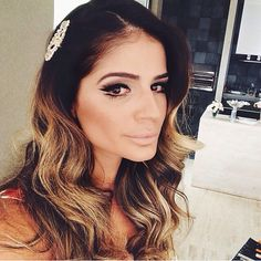 Make Up Thassia naves por @Raechelle Mendes