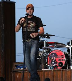 Rodney Atkins at Twin Falls County Fair, Filer, Idaho