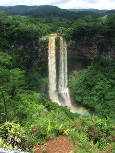 Mauritius Cascade de Chamarel