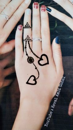 It is about new, trendy, creative mehndi designs and mehndi tattoo designs. Mehndi Designs For Kids, Latest Henna Designs, Henna Tattoo Designs Simple, Floral Henna Designs, Finger Henna Designs, Mehndi Designs Feet, Full Hand Mehndi Designs, Mehndi Designs For Beginners, Mehndi Designs For Fingers