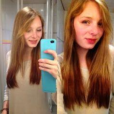 Miss kreativ: Haare mit Henna färben