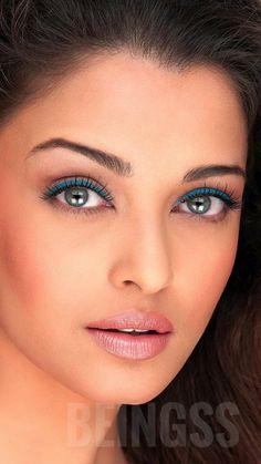 Aishwarya Rai Young, Aishwarya Rai Bachchan, Jackson Movie, Indian Bridal Makeup, Anushka Sharma, Indian Celebrities, Ranbir Kapoor, Hrithik Roshan, Shahrukh Khan