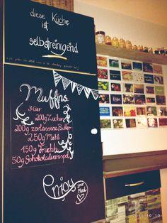 Chalkboard Kitchen do it your Self