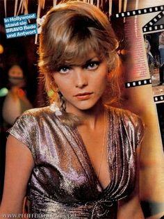 I ❤ Stephanie Zinone Matt Lattanzi, Grease 1, Grease Is The Word, Connie Stevens, Miss California, Michelle Pfeiffer, Celebrity Beauty, Beauty Pageant, Celebs