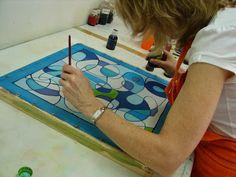 Arte & Pintura em Seda                                                                                                                                                                                 Mais