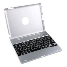 Macbook Air Style Bluetooth Keyboard case for iPad Air